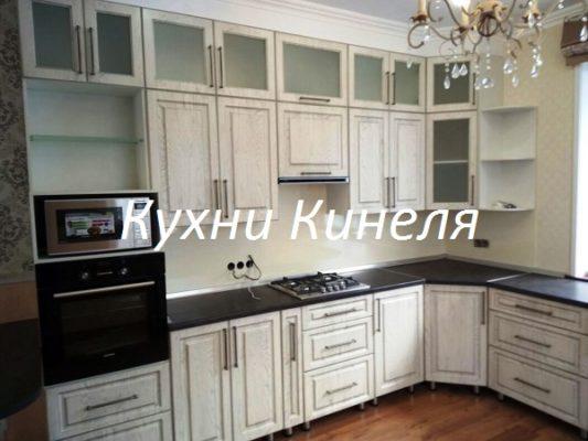 кухня на заказ Патина